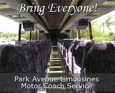 Park Avenue Limousines Home Page